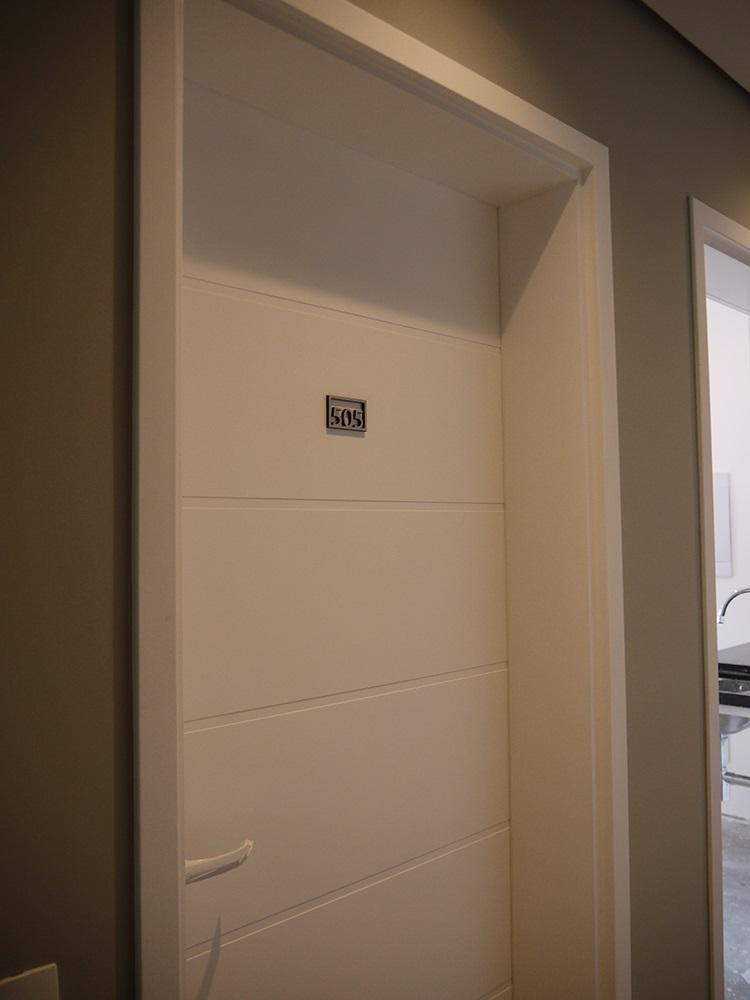 Número de apartamento